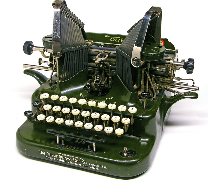 5 Pencils for Oliver Typewriters Typewriter Supplies Oliver Typewriters